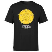 Game of Thrones Tyrell Growing Strong T-Shirt - Schwarz