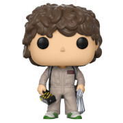 Figurine Pop ! Dustin Ghostbusters - Stranger Things
