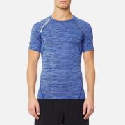 Superdry Sport Men's Sport Athletic Vent T-Shirt - Cobalt Grit Stripe
