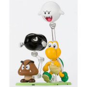 Super Mario Bros. S.H. Figuarts Diorama Play Set D Tamashii Web Exclusive