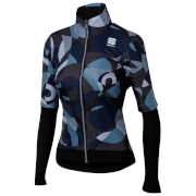 Sportful Women's Primavera Switch Thermal Jacket - Black/Black Iris