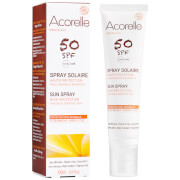 Acorelle Kids' Organic SPF50 Sun Spray 100ml