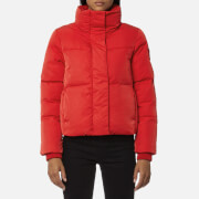 Superdry Women's Cocoon Jacket - Red