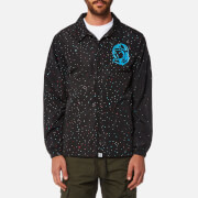 Billionaire Boys Club Men's Galaxy Coach Jacket - Black