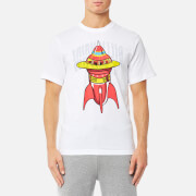 Billionaire Boys Club Men's Space Ship Reversible Print T-Shirt - White