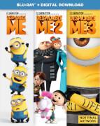 Despicable Me 1-3 Boxset (Digital Download)