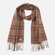 AMI Men's Echarpe Tissee Scarf - Brown