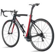 Pinarello Dogma F8 Road Frameset - 673 Carbon/White/Red