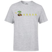 Nintendo Men's Six Banana Mario Kart T-Shirt