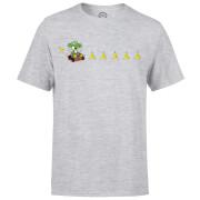 Nintendo® Six Banana Mario Kart T-Shirt - Grau