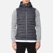 Superdry Men's Storm Hybrid Jacket - Grey Heather
