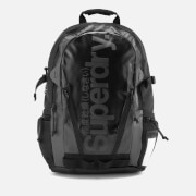 Superdry Men's Mono Tarp Backpack - Black