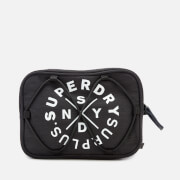 Superdry Men's Surplus Goods Travel Bag - Black Marl