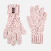 Superdry Women's Nebraska Gloves - Soft Pink