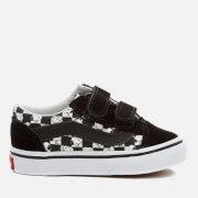 Vans X Peanuts Toddler's Old Skool V Trainers - Snoopy/Checkerboard