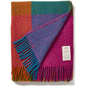 Avoca Heavy Herringbone Throw - Circus - 142 x 183cm