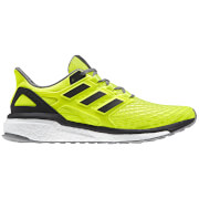 adidas Men's Energy Boost Running Shoes - Yellow