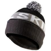 Sealskinz Water Repellant Bobble Hat - Black/Grey
