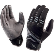 Sealskinz Dragon Eye Trail Gloves - Black/Grey