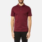 Michael Kors Men's Liquid Jersey Short Sleeve Polo Shirt - Chianti