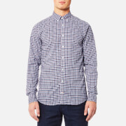 Tommy Hilfiger Men's Lewisburg Check Shirt - Estate Blue/Multi