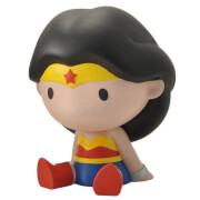 Justice League Wonder Woman Chibi Bust Bank 17cm