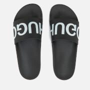 HUGO Men's Time Out Slide Sandals - Black