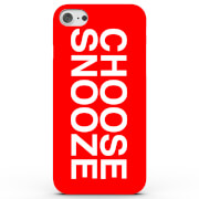 Choose Snooze Phone Case for iPhone & Android - 4 Colours