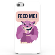 Coque iPhone & Android Feed Me - 4 Couleurs