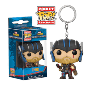 Llavero Pocket Pop! Thor - Thor: Ragnarok