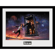 Doctor Who: Season 10 Iconic - 16 x 12 Inches Framed Photograph