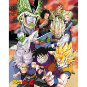 Dragon Ball Z Cell Saga - 40 x 50cm Mini Poster