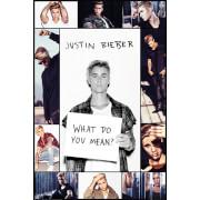 Justin Bieber Grid - 61 x 91.5cm Maxi Poster
