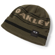 Oakley Rockgarden Cuff Beanie - Dark Green