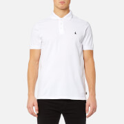 MUSTO Men's Flyer II Short Sleeve Polo Shirt - Bright White