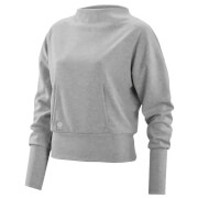Skins Women's Activewear Wireless Sport Sweatshirt - Grey
