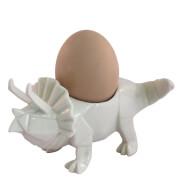 Dinosaur Egg Cup - White