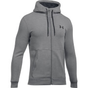 Under Armour Men's Threadbone FZ Hoody - Grey