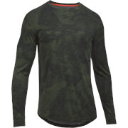Under Armour Men's Sportstyle Graphic Long Sleeve Top - Grey