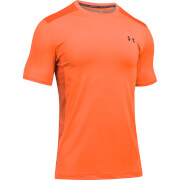 Under Armour Men's Raid T-Shirt - Orange