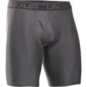 Under Armour Men's Original Series 9 Inch Boxerjock - Dark Grey
