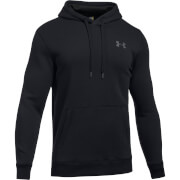 Under Armour Men's Rival Fitted Hoody - Black