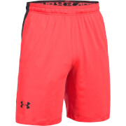 Under Armour Men's Raid International Training Shorts - Orange