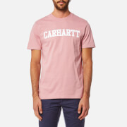 Carhartt Men's College T-Shirt - Soft Rose