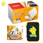 New Nintendo 2DS XL Pokémon Sun Pack