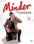 Minder: The Complete Collection (Fremantle Repack)