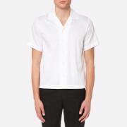Matthew Miller Men's Hunter Short Sleeve Shirt - White