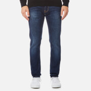 Edwin Men's ED-85 Slim Tapered Drop Crotch Jeans - Solstice Wash