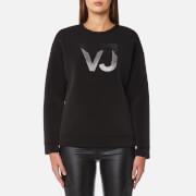 Versace Jeans Women's Neoprene Jumper - Black