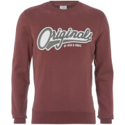Jack & Jones Originals Men's Attach Sweatshirt - Sassafras